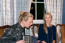 Silver Sepp ja Kristina Ehin
