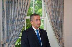 Kohtumisühtu saatkonnas 28.mail 2014