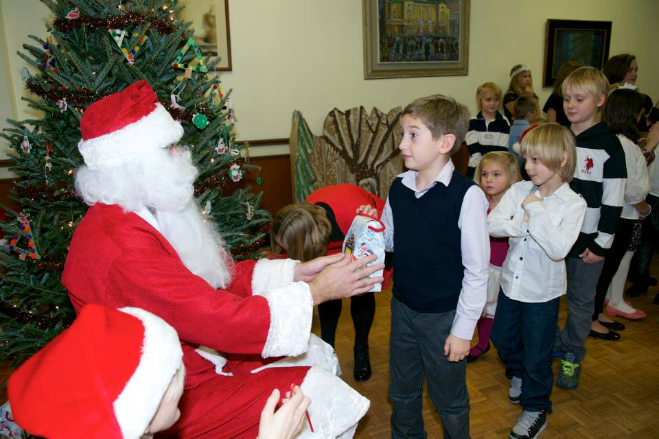 Laste jõulupidu 2014