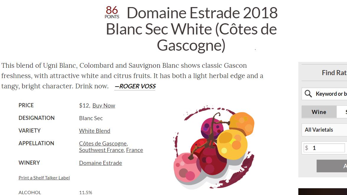 Wine Enthusiast_Blanc sec_86 (2)