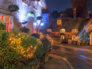 Festive Sparkle & Winter Walks on the Isle of Wight