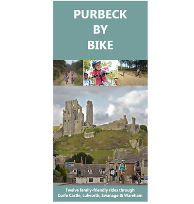 Purbeck by Bike - Cycle Map | 1: 46,500
