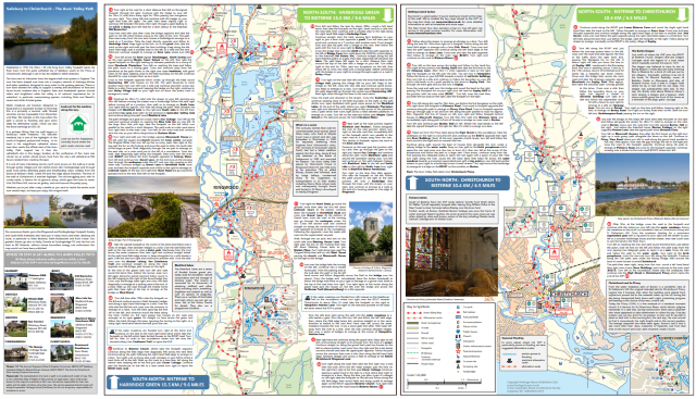 Avon Valley Path Map_south sheet