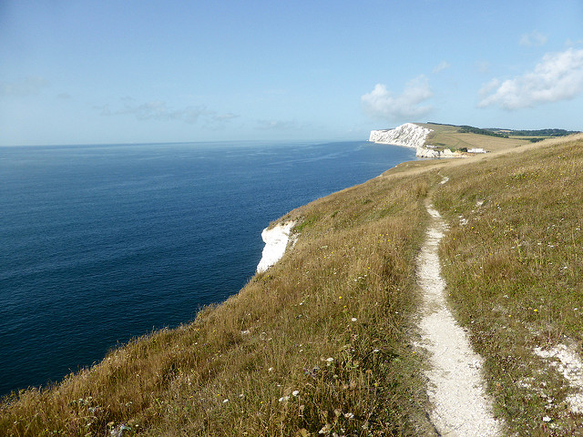 Coast Path near Freshwater_Thomas