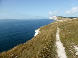 Coast Path near Freshwater_Thomas