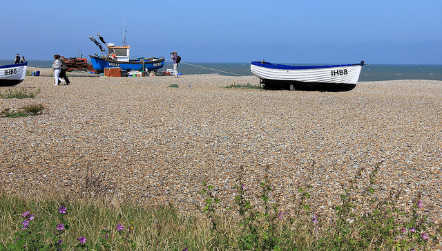Aldeburgh Beach_Karen Roe