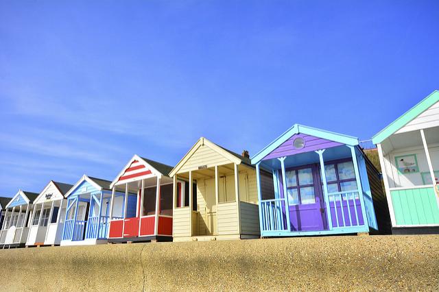 Beach huts_Martin Pettitt