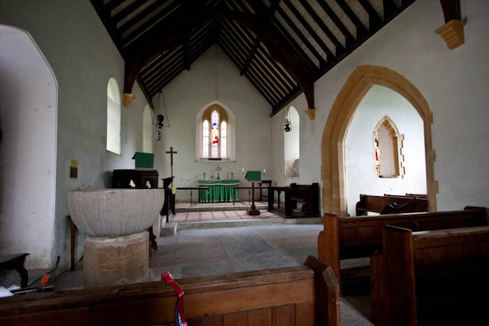 Nether Cerne Church/Malcolm Balmer