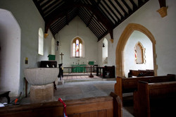 Nether Cerne Church/Malcolm Balmer