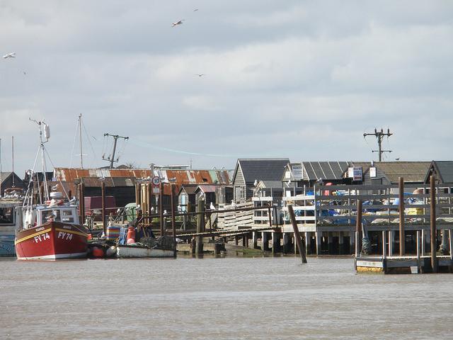 Walberswick Ferry_Amanda Slater