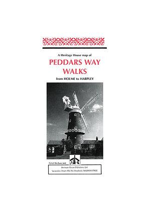 Peddars Way Walks | Walking Map
