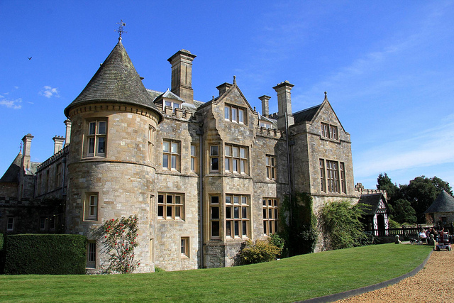 Palace House, Beaulieu_Karen Roe