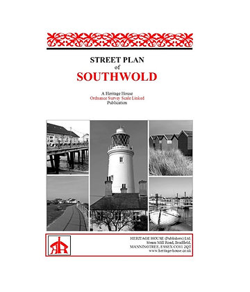 Southwold | Street map with index