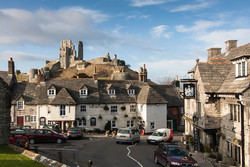 Corfe Castle/Malcolm Balmer