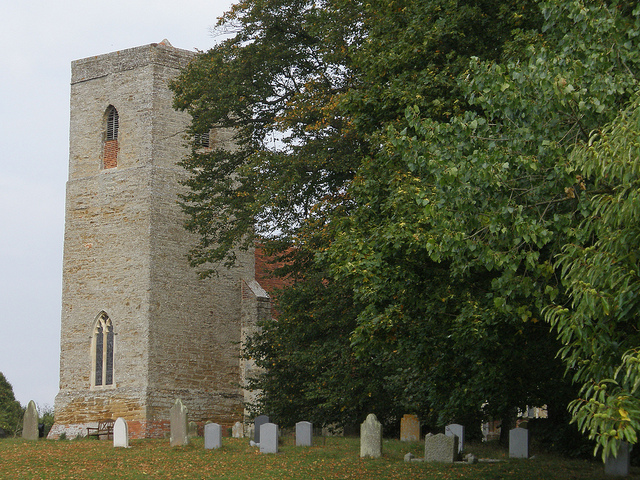St Peters Church, Chillesford_Amanda Slater