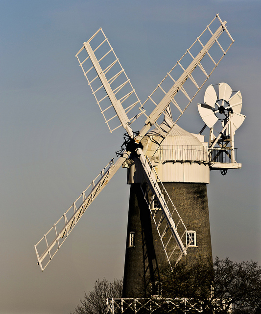 Great Bircham Mill_John Bunting