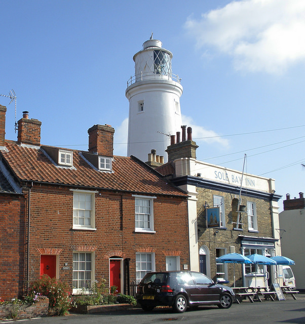 Sole Bay Inn & Lighthouse, Southwold_Amanda Slater