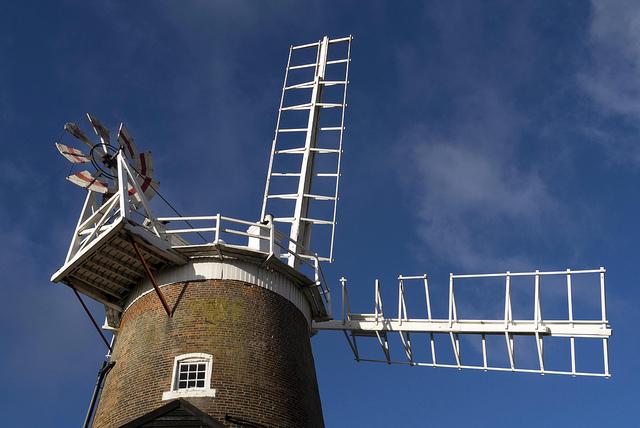 Cley Windmill_Bryan Ledgard