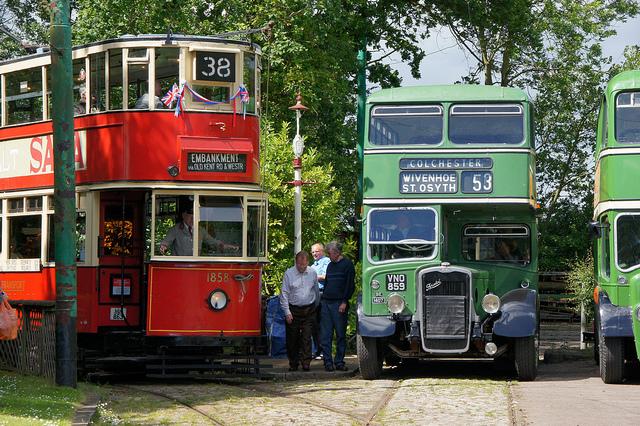 East Anglian Transport Museum_Chris Sampson