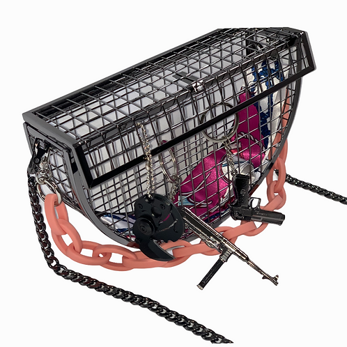Armed & Dangerous Caged Bags