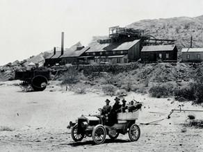 Old Congress Gold Mine...President McKinley's 1901 Visit