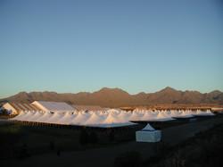 Pole Tents 100'x360'
