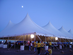Large Capacity Event Tent