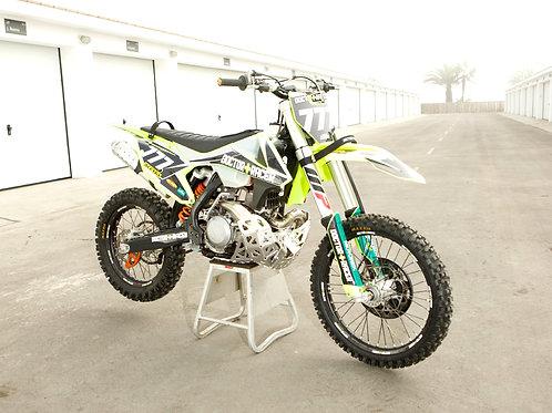 KTM 2T HE Kit