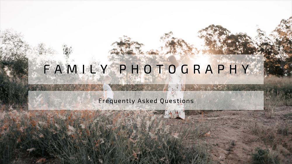 Family Photography Brisbane