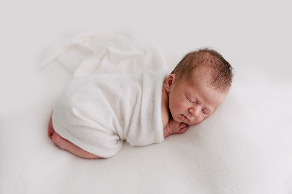 Sleeping Newborn Baby Photos