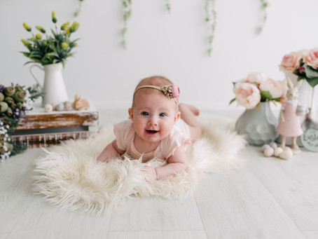 Easter Mini Sessions - Brisbane Baby Photographer
