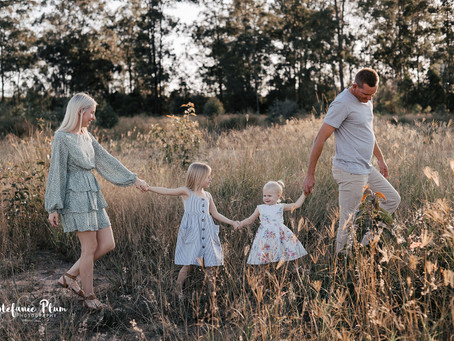 What to Wear for your Family Photography Session with Stefanie Plum Photography