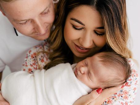 Baby Photography Brisbane - Brynn's Newborn Session