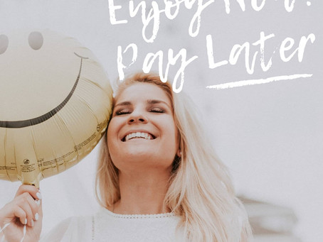Enjoy Now, Pay Later - Baby Photography Brisbane