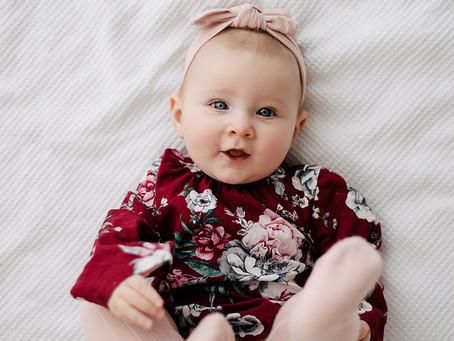 Ryleigh - Brisbane Baby Photographer