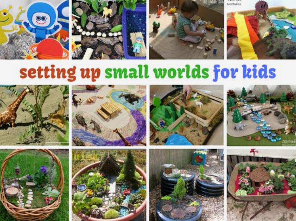 Small World Play ideas