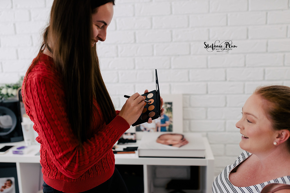 Photography Studio Hair and Make up