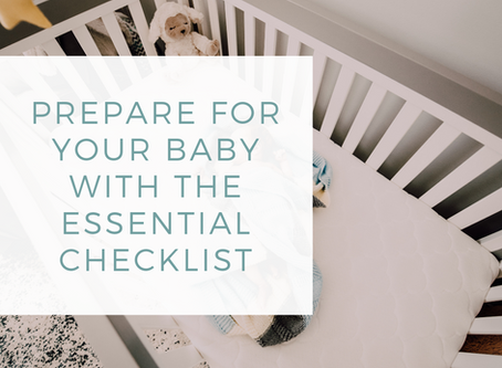 Prepare for your baby with this essential checklist - Newborn Photography Brisbane