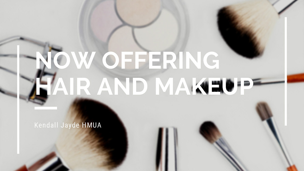 Hair and Make up Photography Package