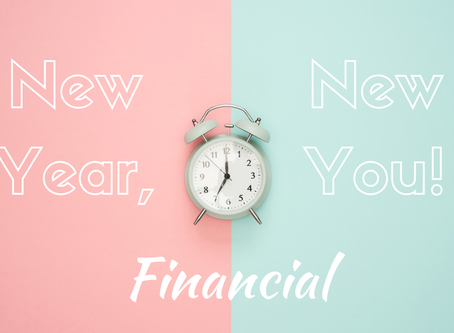New Year, New Financial You!
