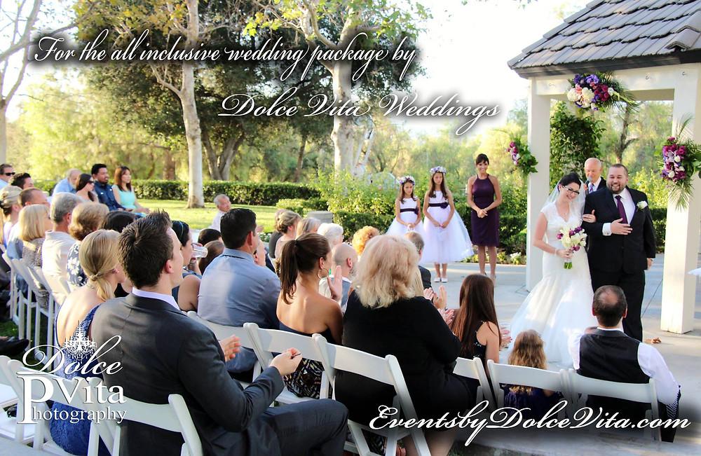 Dolce Vita Events Summit House Wedding Fullerton, Ca, Orange County