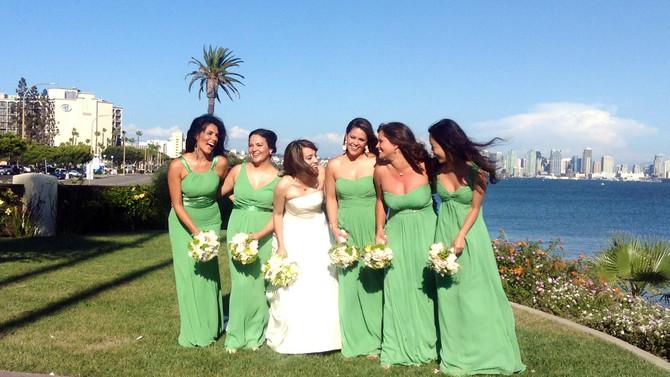 Bridesmaid Brigade - Why Choosing Your Closest Girlfriends as your Bridesmaids is so Important!