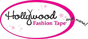 Hollywood Fashion Tape Logo