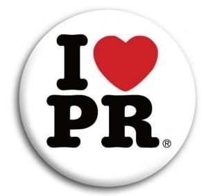 I Love PR from Savvy Girl PR Orange County Public Relations Firm