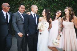 Vintage romance Laguna Beach Wedding