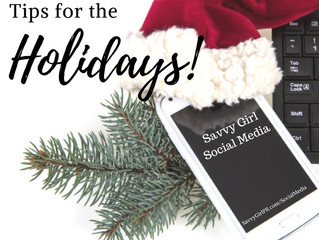 4 Social Media Management Tips for Your Social Media Marketing Plan During the Holidays – Tips For S