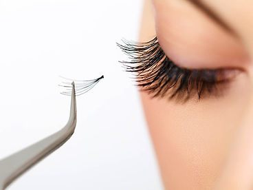 affordable licensed mobile lash extenshions salon orange county luxury lashes