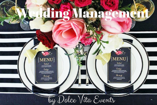 Wedding Day Management Explained - The New Name For Day Of Wedding Coordination and Why Every Bride