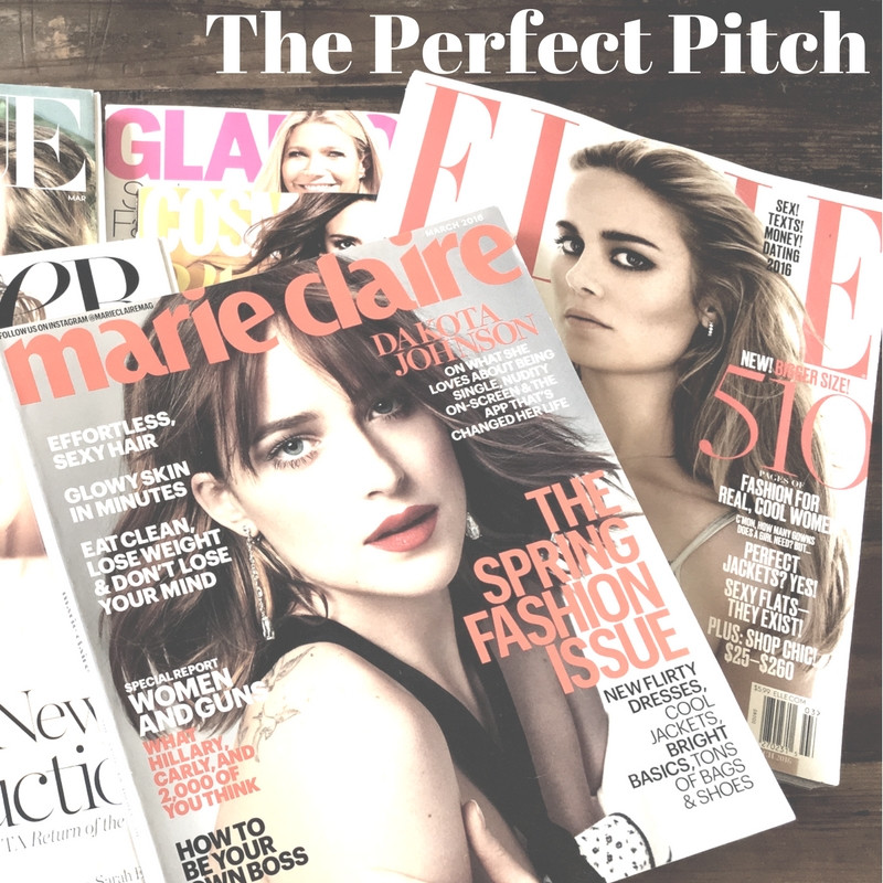 Fashion Magazine Cover Pitch by Savvy Girl PR