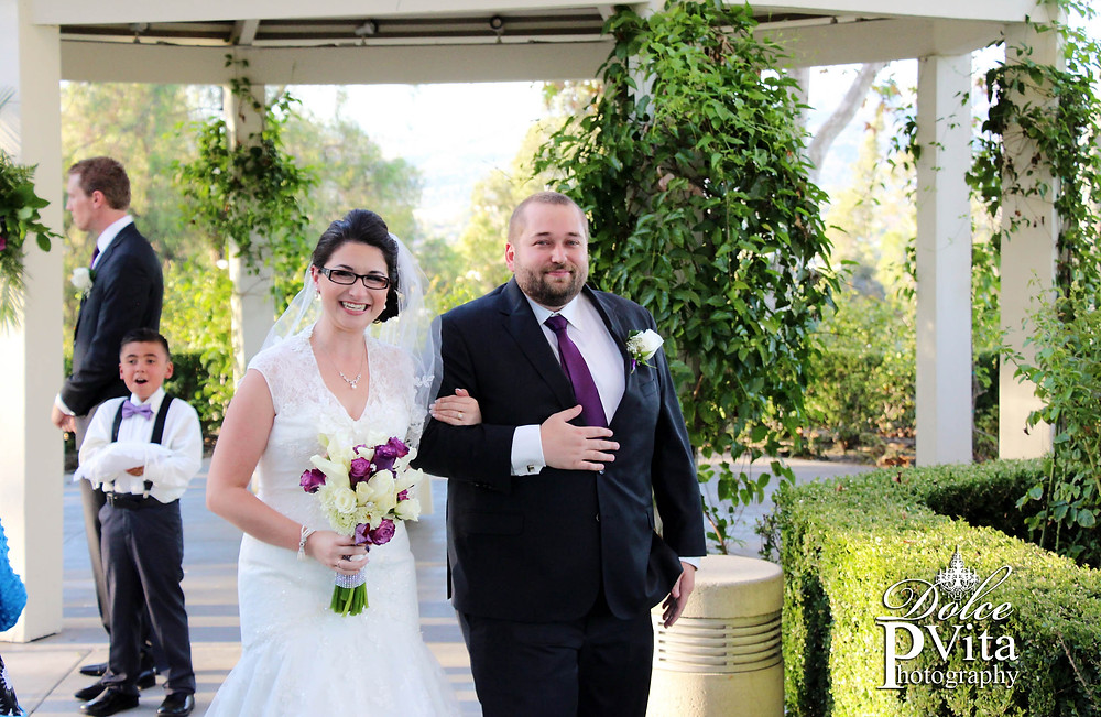 Outdoor Ceremony Summit House Wedding by Dolce Vita Events